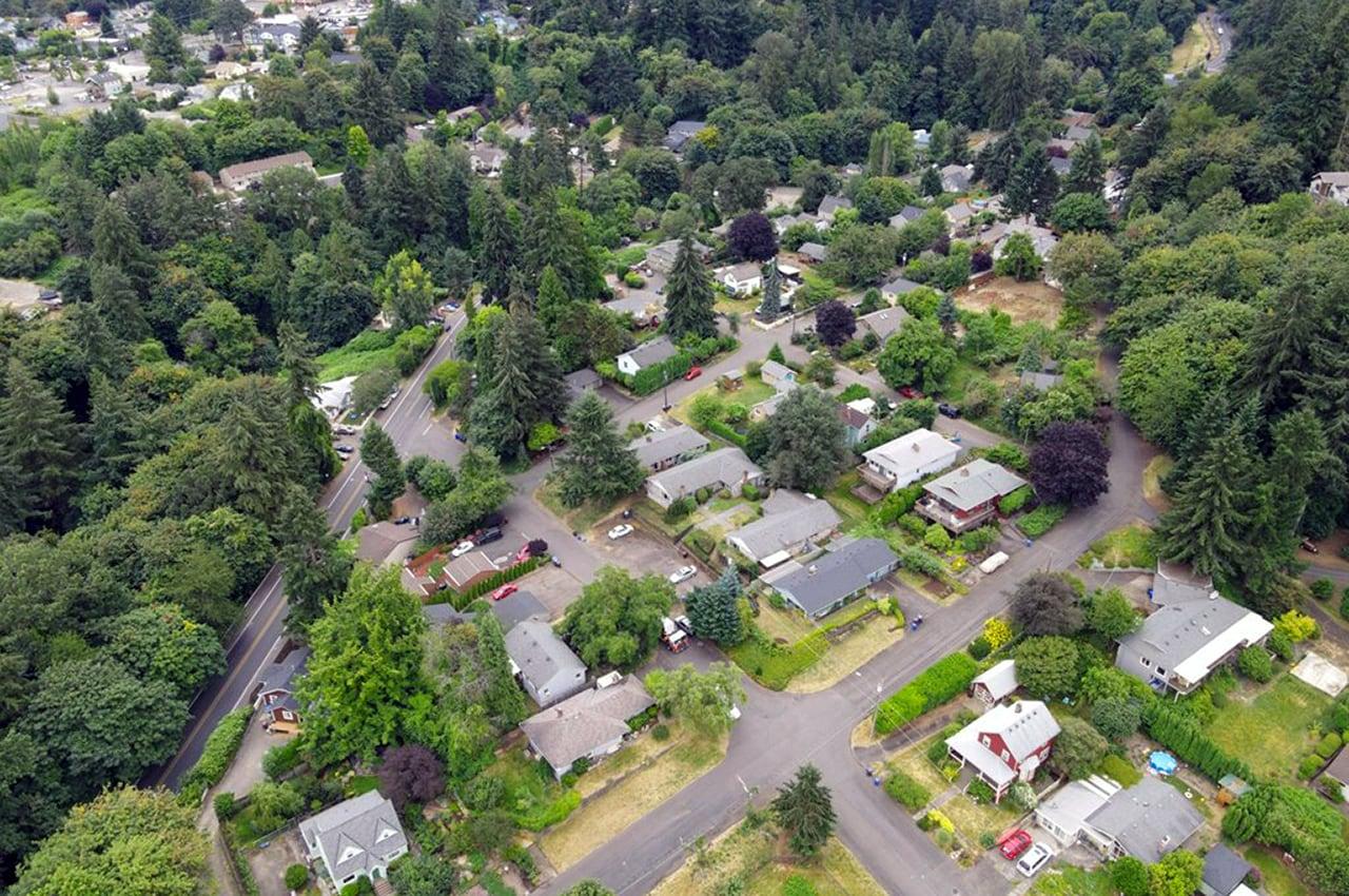 1206 4th Ave, Oregon City Overhead